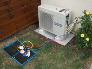 entretien pompe à chaleur hitachi