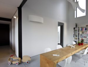 installation pompe à chaleur air/air